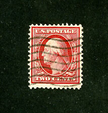 US Stamps # 358 VF neat machine cancel