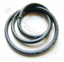 "GAS FUEL LINE HOSE GRAY 39"" +2 CLAMPS GY6 SCOOTER MOPED ATV GO KART QUAD TAOTAO"