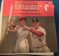 Stan Musial The Man's Hit Record Phillips 66 Baseball album