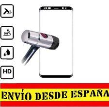 Protector 3D COMPLETO CURVO BLACK SAMSUNG GALAXY S8 PLUS Cristal Templado 9H