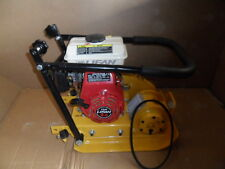 WACKER PLATE COMPACTOR PLATE  C50  and 240 VOLT CEMENT MIXER GRAB A BARGAIN