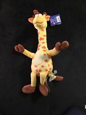 Geoffrey Giraffe Plush Stuffed Animal Toys R Us NWT Collectible