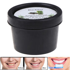Teeth Whitening Black Charcoal Activated Organic Pure Tooth Paste Natural