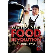 JAMIE OLIVER'S FOOD REVOLUTION Series Two 2DVD NEW