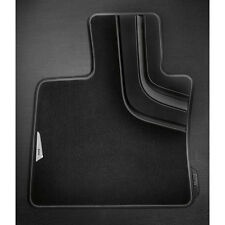 BMW Black Carpet Floor Mats 2014-2017 X5 35i 35iX 50iX Front & Rear 51472347731