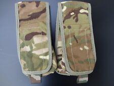 2x British Army Osprey MK4 Sharp Shooter Pouch - MTP Super Grade 1 Genuine Issue