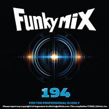 Funkymix 194 CD Ultimix Records Wiz Khalifa Tech N9ne Wale' Snoop Dogg Future