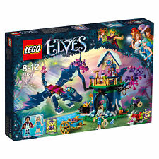 41187 Lego Elves Rosalyn'S Healing Hideout 460 Pieces Age 8-12 New Release 2017!