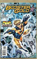 Booster Gold #1-2008 nm+ 9.6 Dan Jurgens 1st Rose Levin Geoff Johns
