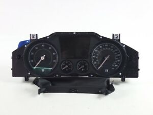 3W0920851S Mph Instrument Cluster Bentley Flying Spur (3W) 6.0
