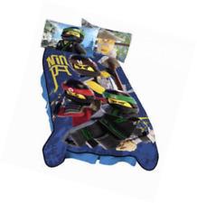 LEGO Ninjago Bedding Plush Full Size Blanket - 62 in. x 90 in.