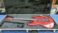 1987 Peavey USA Impact 1 Electric Guitar W/Peavey Hard Shell Case FREE SHIPPING!