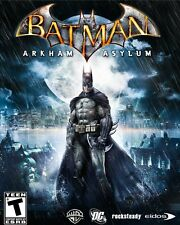 BATMAN: ARKHAM ASYLUM GAME OF THE YEAR EDITION GOTY - Steam key chiave PC - ROW