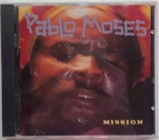 Mission by Pablo Moses CD Ras Records 1995 Roots Reggae Rasta RASCD 3158
