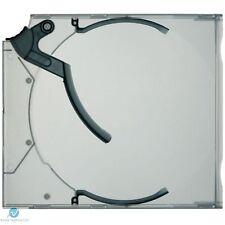 100 CD DVD e-slimcase Estrattore Custodia con trigger Nero per 1 disco Slimline NUOVO HQ