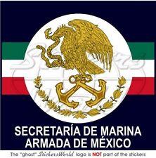 MEXIQUE SEMAR Armada de Mexico MARINE Autocollant Stickers