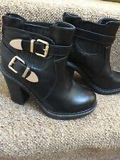 ladies boots size 4