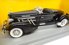 1935 Auburn 851 Speedster Ertl 1:18th scale die cast Model EL Cord 812 1936 852