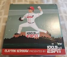 Clayton Kershaw Great Lakes Loons ESPN PROMOTIONAL Statue 2012