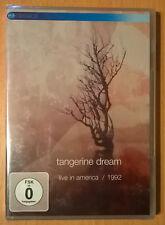 TANGERINE DREAM Live in America / 1992 (DVD neuf scellé/Sealed) JIMI HENDRIX