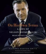 Part 2 Disc's 17 - 32 Audiobook On His Own Terms A Life of Nelson Rockefeller