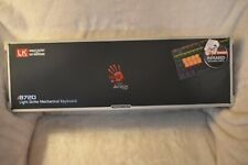 Bloody B720 Light Strike LK Optical Mechanical Gaming Keyboard - NIB