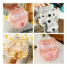 Female Pet Dog Puppy Animal Underwear Sanitary Shorts Panties Nappy Diaper Pants