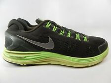 9b8e7f9691be Nike LunarGlide+ 4 Size US 13 M (D) EU 47.5 Men s Running Shoes Green