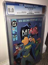 The Batman Adventures #12  1st HARLEY QUINN 8.0 VF CGC, Suicide Squad, DC