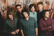 Wilco Autogramme signed 20x30 cm Bild