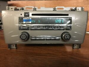 Brand NEW 2007-2009 Buick Allure LaCrosse AM FM MP3 CD Player Radio Receiver OEM
