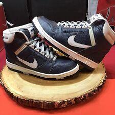 Nike Air Force II Navy Grey 424006 401 Size 9.5 Jordan I One III IV V VI VII XI
