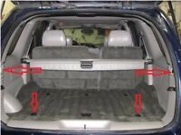 Envelope Style Trunk Cargo Net for SAAB 9-7X 2005-2009 NEW