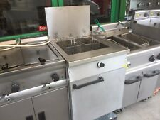 COMMERCIAL CATERING KITCHEN EQUIPMENT SECOND HAND GAS FRYER CAFE FISH CHIPS