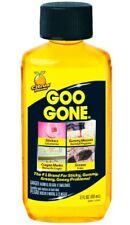 GOO GONE Adhesive Sticky REMOVER Remove gooey label Sticker tape Solvent 3 oz