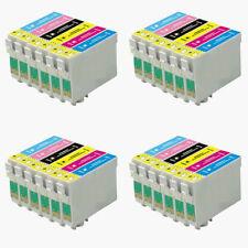 24 INCHIOSTRO PER EPSON PX700W PX710W PX720WD PX730WD PX800FW R265 R285 R360 R380