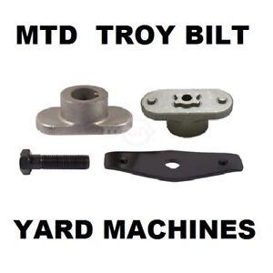 Blade Adapter Kit Fits MTD Troy Bilt 753-06315 753-0588 748-0376E Rotary 15019