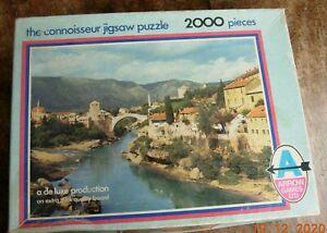 The Connoisseur Jigsaw Puzzle 2000 pieces No. 5463 Italian village