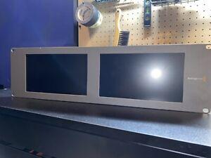 Blackmagic Smart Scope Duo HD