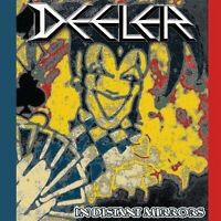 DEELER-IN DISTANCE MIRRORS (*NEW-2xCD, 2019, Arkeyn Steel) Queensryche, Savatage