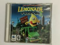 Broderbund LEMONADE TYCOON Mac CD ROM