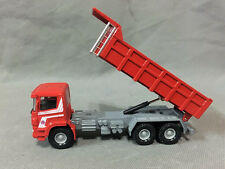 New DieCast Metal Model Dump Truck Car red Construction vehicles