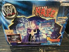 NEW WWE Jakks Pacific Stage of Rage Smackdown Wrestling Figures Tron RARE