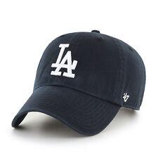 47 NUOVISSIMA DA UOMO Los Angeles Dodgers Cappello Nero RIPULIRE