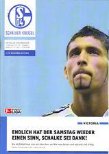 SCHALKER KREISEL * S04 * SCHALKE * Stadionmagazin 2005 vs 1. FC Kaiserslautern