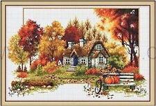 """NEW Cross Stitch Kits""""autumn"""""""
