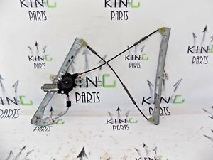 PEUGEOT 206 1998-2008 FRONT RIGHT DOOR WINDOW REGULATOR + MOTOR 9637530580