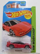 HOT WHEELS 2015 HW WORKSHOP - HW GARAGE - '90 ACURA NSX