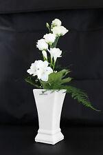 """Keramik Vase v. """"Inspirio""""  Blumenvase Wohn-/ Tischdeko,  Wohnzimmer ,Klassisch"""