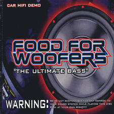 Food For Woofers (2003, CD NIEUW)4 DISC SET